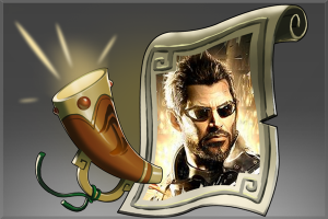 Announcer: Deus Ex - Кейсы Дота 2