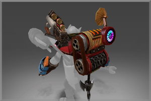 Armor of the Mechanised Pilgrim - Кейсы Дота 2