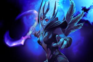 Загрузочный экран «Ascendant Vengeful Spirit» - Кейсы Дота 2