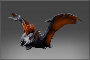Auspicious Bertha the Morde-bat - Кейсы Дота 2
