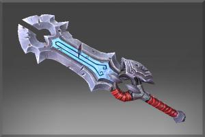 Удачливый Blade of the Chiseled Guard - Кейсы Дота 2
