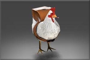 Удачливый Cluckles the Brave