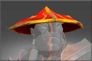Удачливый Ember Spirit's Hat - Кейсы Дота 2