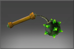 Удачливый Emerald Frenzy Flail - Кейсы Дота 2