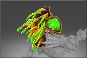 Удачливый Emerald Frenzy Spikes - Кейсы Дота 2