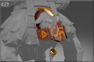 Удачливый Golden Reel Guardian Helmet - Кейсы Дота 2
