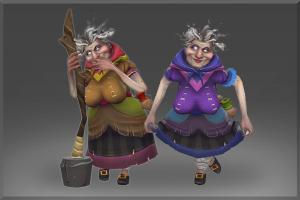 Babka the Bewitcher - Кейсы Дота 2