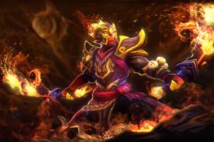 Blaze Armor - Кейсы Дота 2