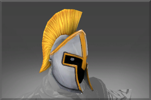 Commander's Helm of the Flameguard - Кейсы Дота 2