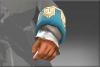 Commodore's Puffy Cuffs