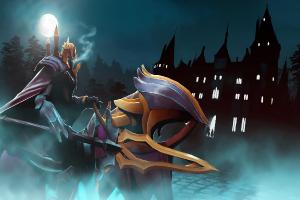 Compendium Rider of Avarice - Кейсы Дота 2