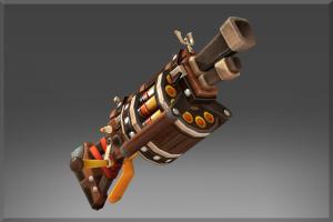 Corrupted Muh Keen Gun
