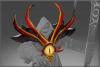 Dark Pauldrons of the Conjurer