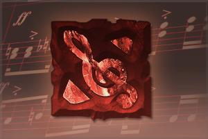 Комплект музыки «Dire Shred» - Кейсы Дота 2