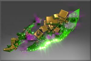 Emerald Conquest - Кейсы Дота 2