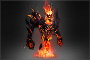 Exalted Demon Eater - Кейсы Дота 2