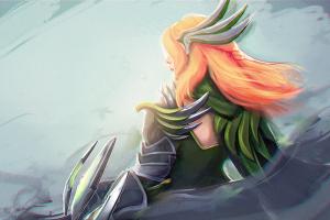 Загрузочный экран «Falconside Armor»
