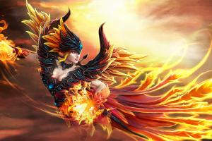 Fireflight Scion - Кейсы Дота 2