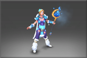Набор «Frostiron Sorceress» - Кейсы Дота 2