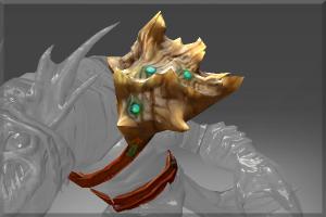 Frozen Deep Warden's Conch Pauldron - Кейсы Дота 2