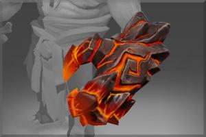 Frozen Hand of Hell's Ambassador - Кейсы Дота 2