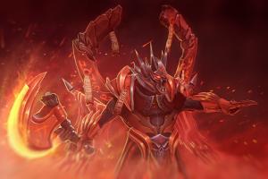 Genuine Загрузочный экран «Crown of Hells»
