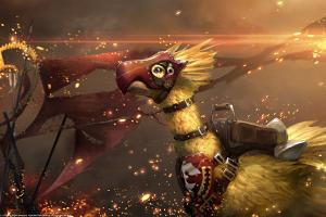 Genuine Загрузочный экран «Final Fantasy Type-0 HD