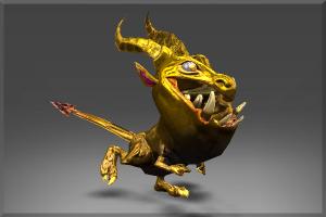 Золотой Грявол - Кейсы Дота 2