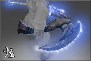Hatchet of the Shifting Sorcerer - Offhand - Кейсы Дота 2
