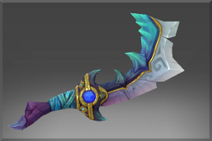Heroic Deep Warden's Prized Scimitar - Кейсы Дота 2