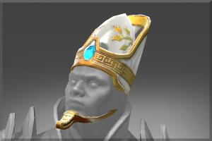 Heroic Gemmed Mitre of the Priest Kings - Кейсы Дота 2