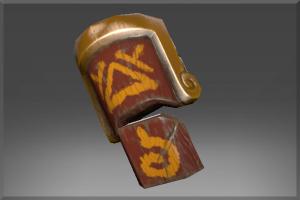 Heroic Golden Reel Guardian Arms - Кейсы Дота 2