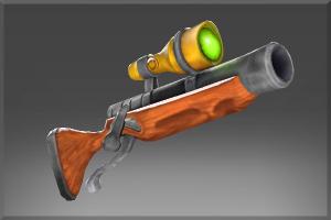 Heroic Rifle of the Great Safari - Кейсы Дота 2