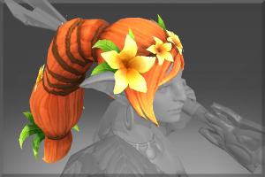 Heroic Spring's Lilium Crown - Кейсы Дота 2