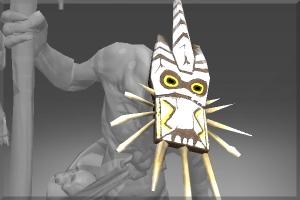 Heroic Tribal Totem Mask - Кейсы Дота 2