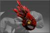 Hood of the Scarlet Raven