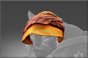 Hood of the Wandering Flame - Кейсы Дота 2
