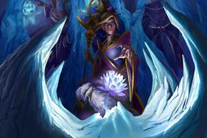 Icebound Floret - Кейсы Дота 2
