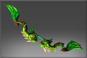 Iguana's Bow - Кейсы Дота 2