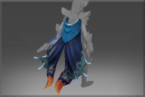 Inscribed Cape of the Wyvern Skin