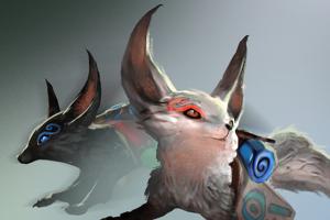 Inscribed Jin and Yin Fox Spirits - Кейсы Дота 2