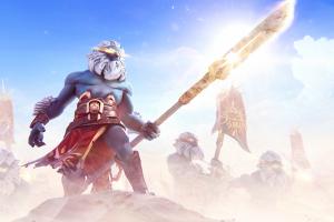 Inscribed Vengeance of the Sunwarrior - Кейсы Дота 2