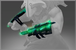 Jagged Honor Bracer