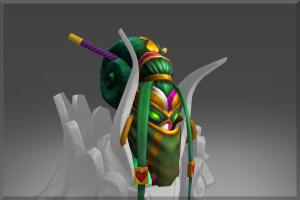 Mask of the Rambling Fatebender
