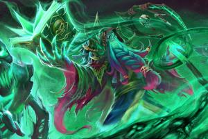 Master Necromancer - Кейсы Дота 2