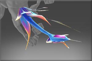Mischievous Dragon Tail - Кейсы Дота 2