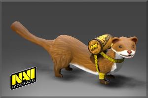 Na'Vi's Weaselcrow - Кейсы Дота 2