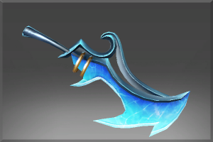 Offhand Cutlass of the Iceborn Trinity - Кейсы Дота 2