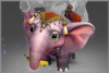 Pachyderm Powderwagon Elephant