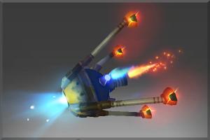 Paraflare Cannon - Кейсы Дота 2